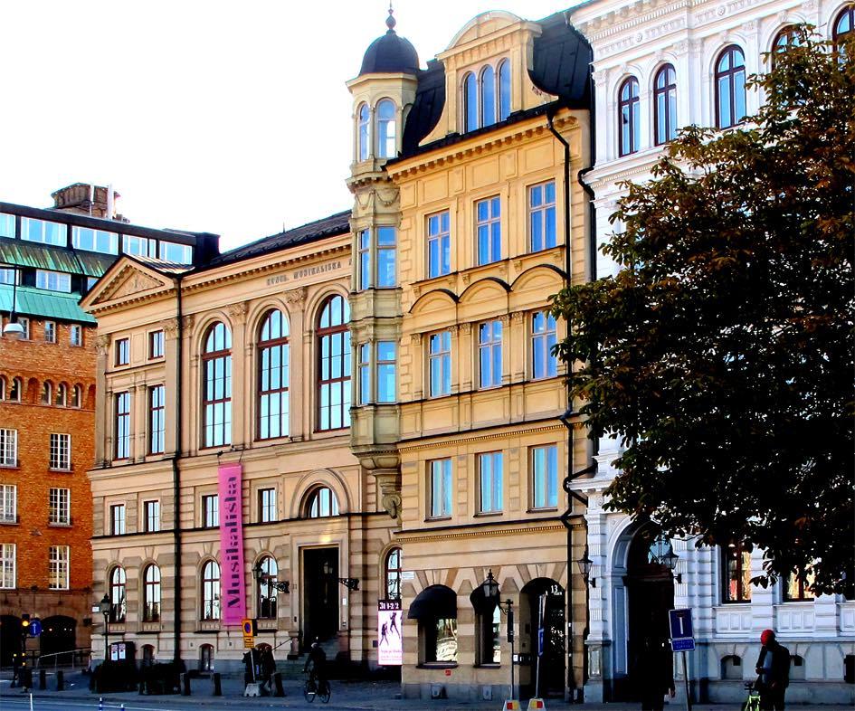 Musikaliska akademien i Stockholm